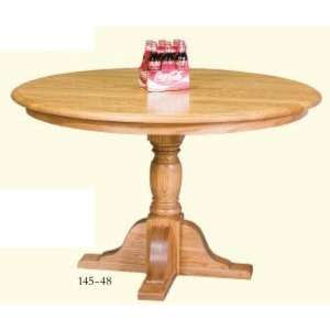 Innkeepers Single Pedestal Table