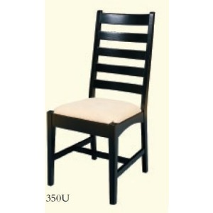 Manhattan Side Chair (Upholstered Seats)
