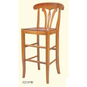 Manor House Counter Stool (Wood Seat)