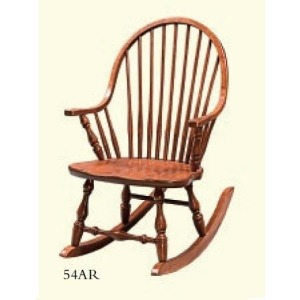 New England Runner Rocker