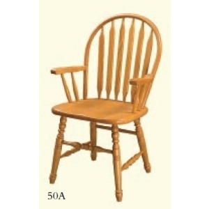 Paddleback Windsor Arm Chair