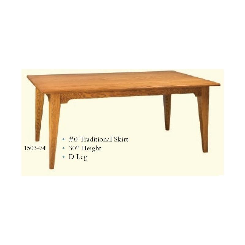 1503-74 Farm Table