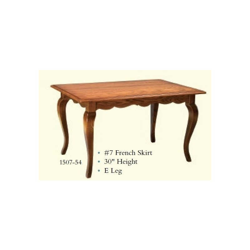 1507-54 Farm Table