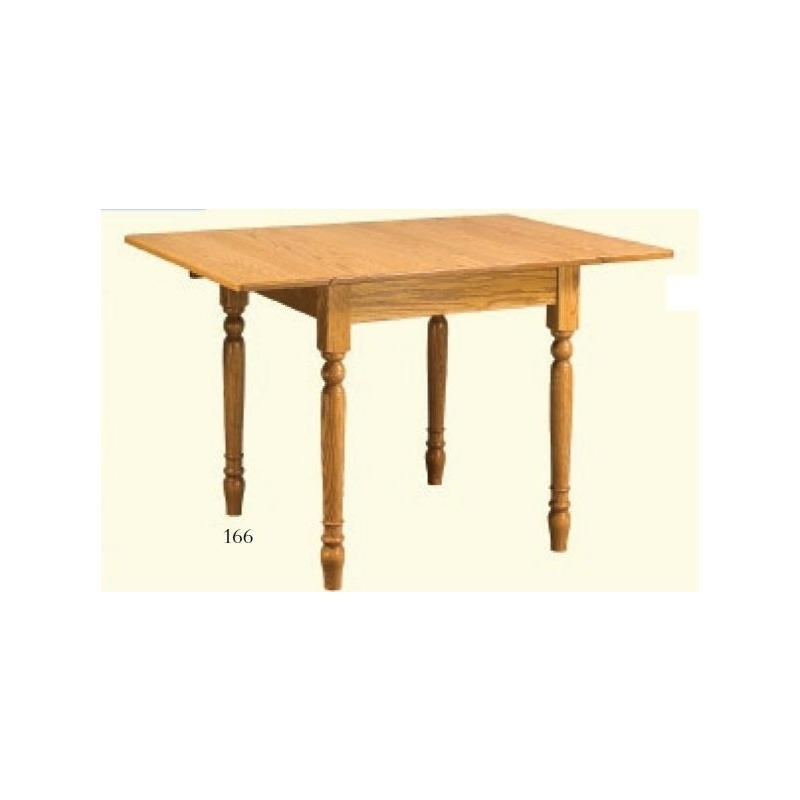 Rectangle Dropleaf Table