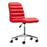 ADMIRE OFFICE CHAIR RED