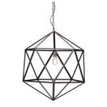 Amethyst Ceiling Lamp