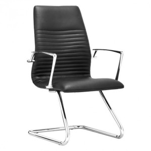 LION CONFERENCE CHAIR BLACK