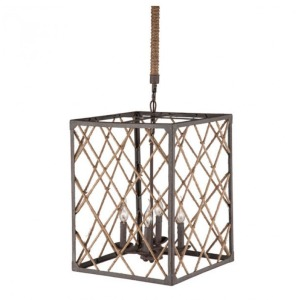Shale Ceiling Lamp