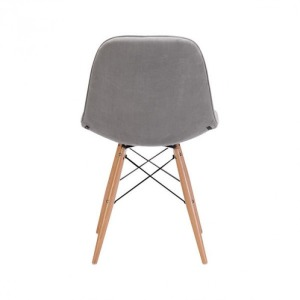 PROBABILITY DINING CHAIR GRAY