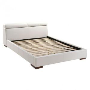 GODARD QUEEN BED WHITE