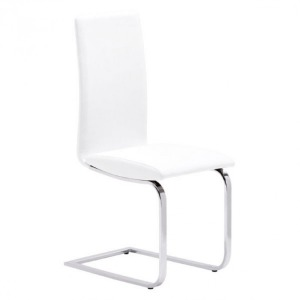 LASALLE DINING CHAIR WHITE