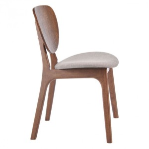 OVERTON DINING CHAIR DOVE GRAY