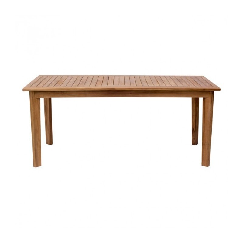 Nautical Dining Table Natural By Zuo 703556 Northpoint Furniture Mattress - Nautical Sofa Table
